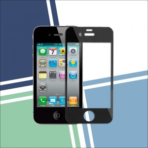 iPhone 4 & 4s Black